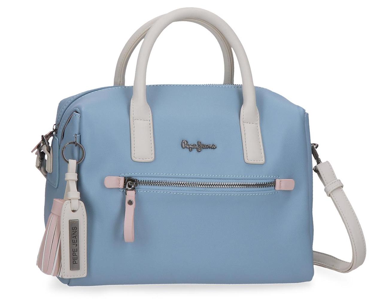7587122 Bolso Pepe Jeans Zaida Azul