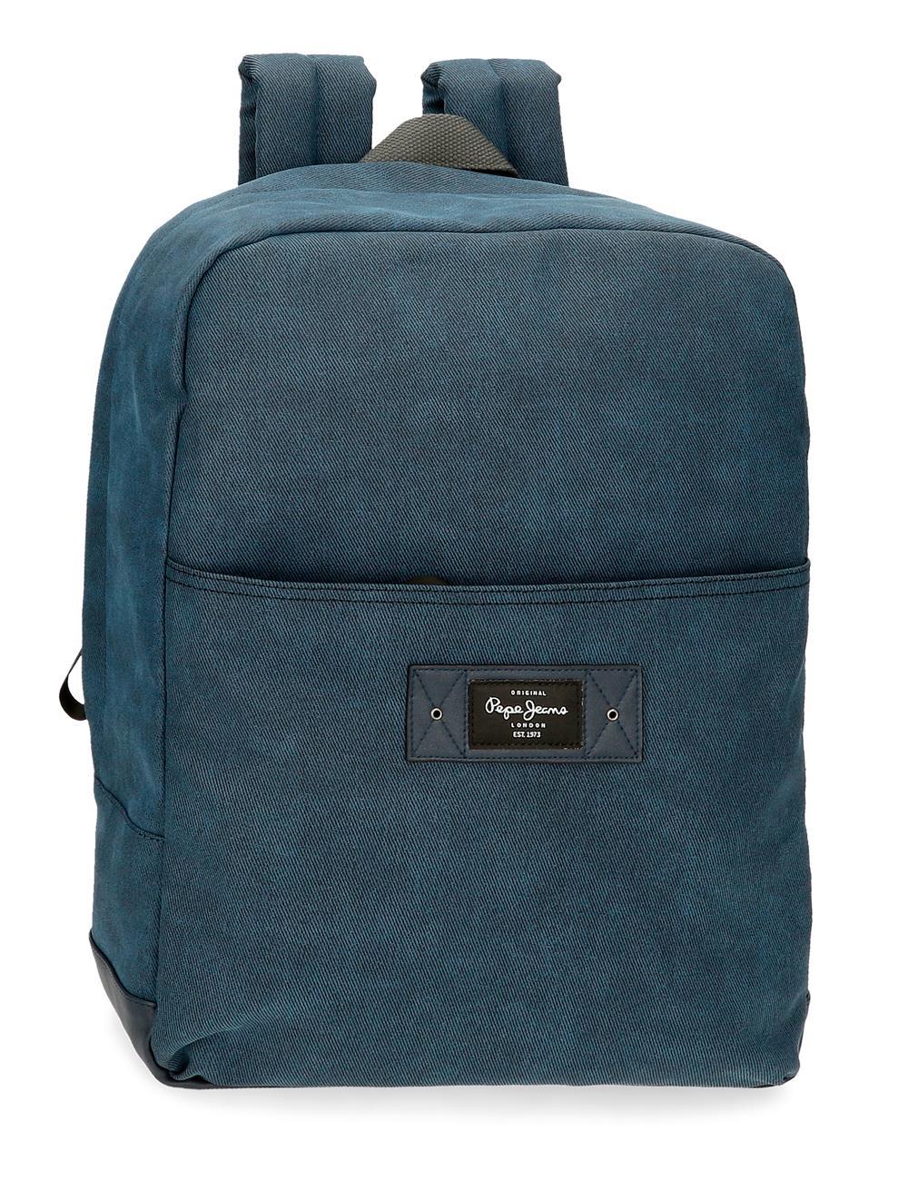 7632221 Mochila Portaordenador y Tablet 40 cm Pepe Jeans Vivac