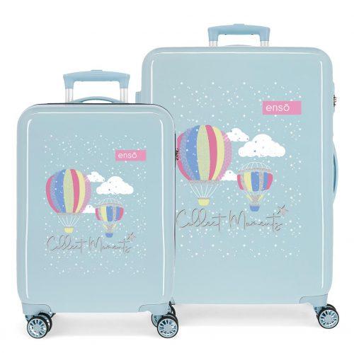 9031621 Juego maletas cabina y medianaEnso Collect Moments