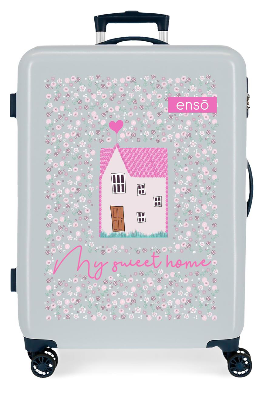 9041821 Maleta Mediana Enso My Sweet Home