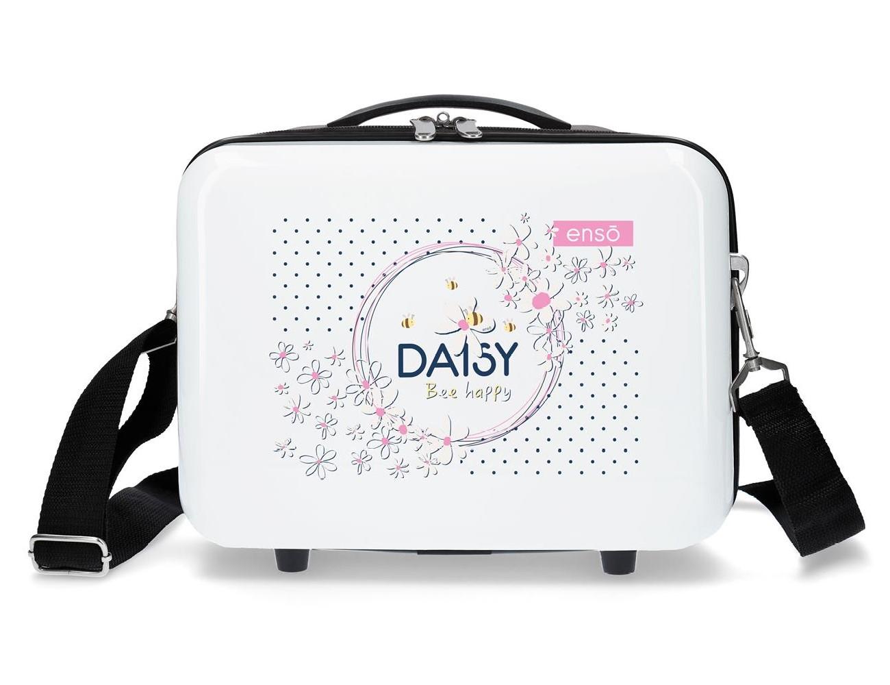 Neceser Enso Daisy Blanco 9253922