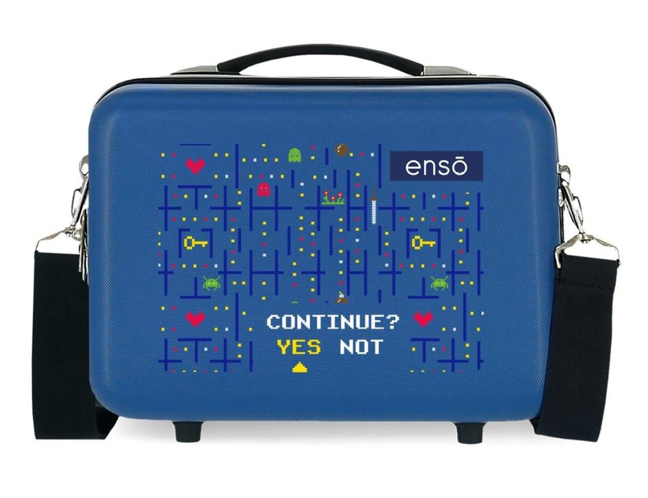 Neceser Enso Gamer Azul 9323921