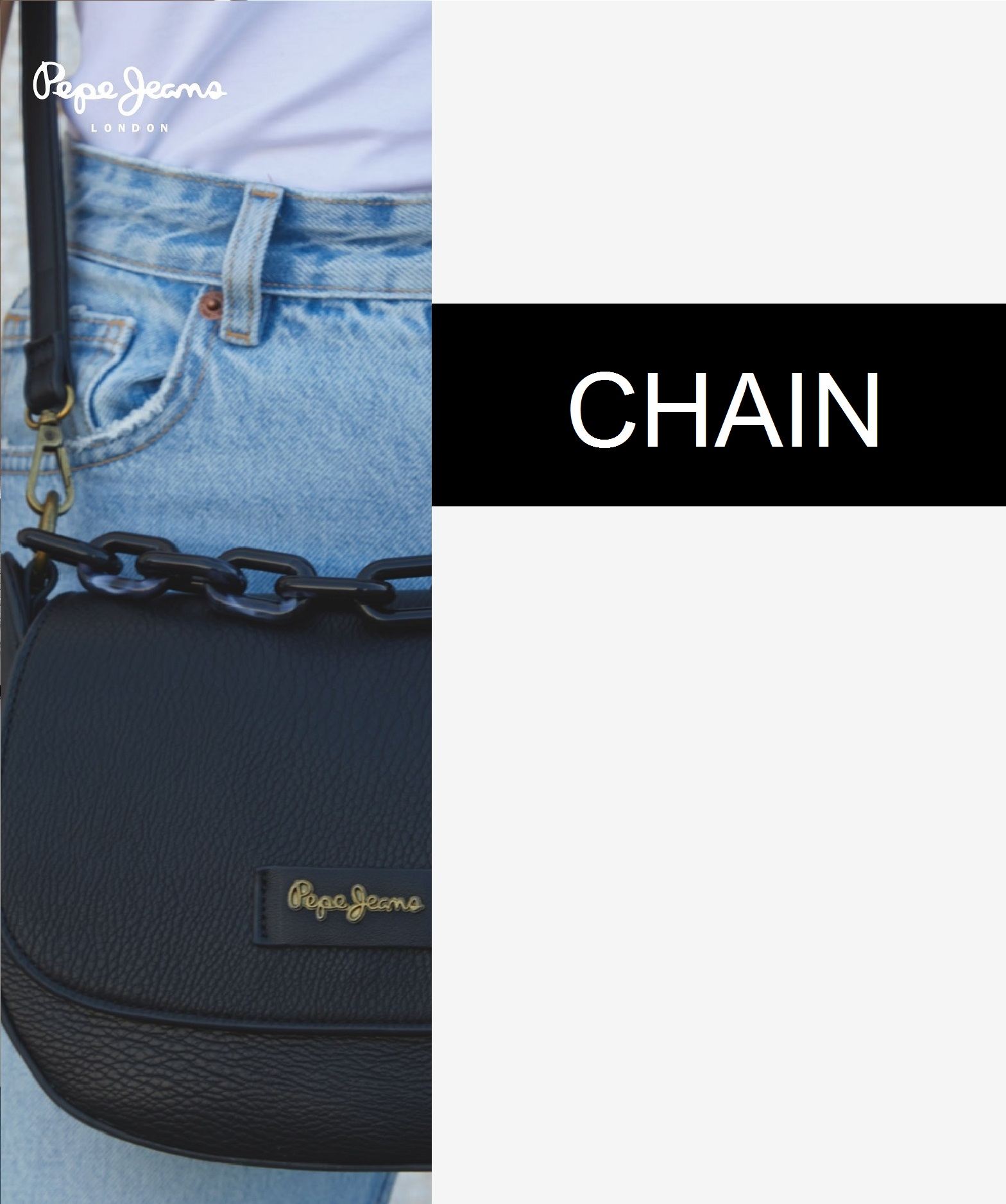 Bolsos Pepe Jeans Chain