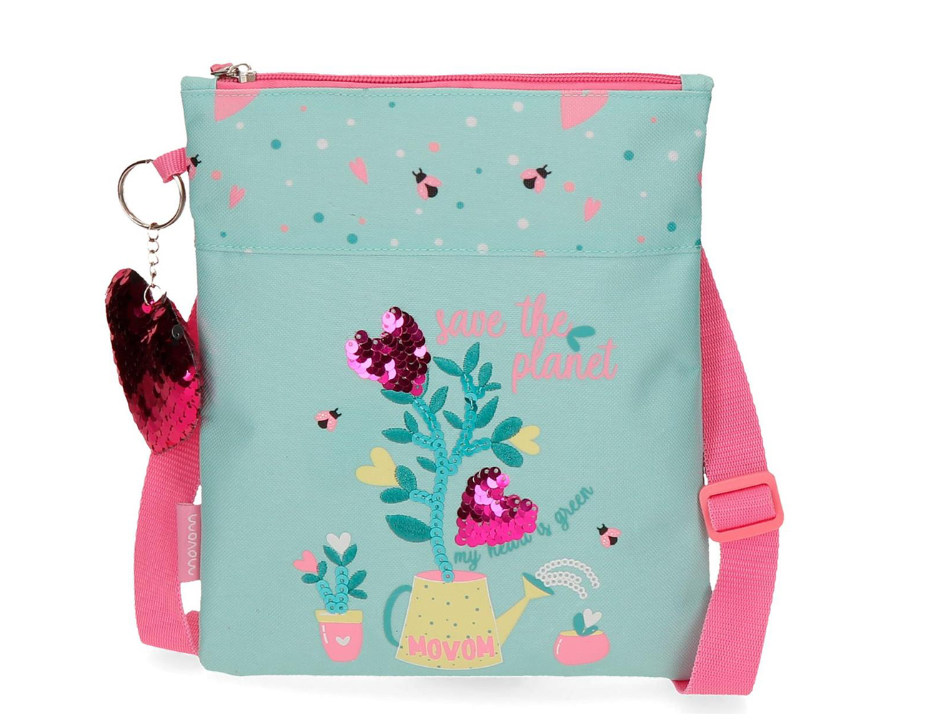 2025521 Bandolera Movom Flower Pot