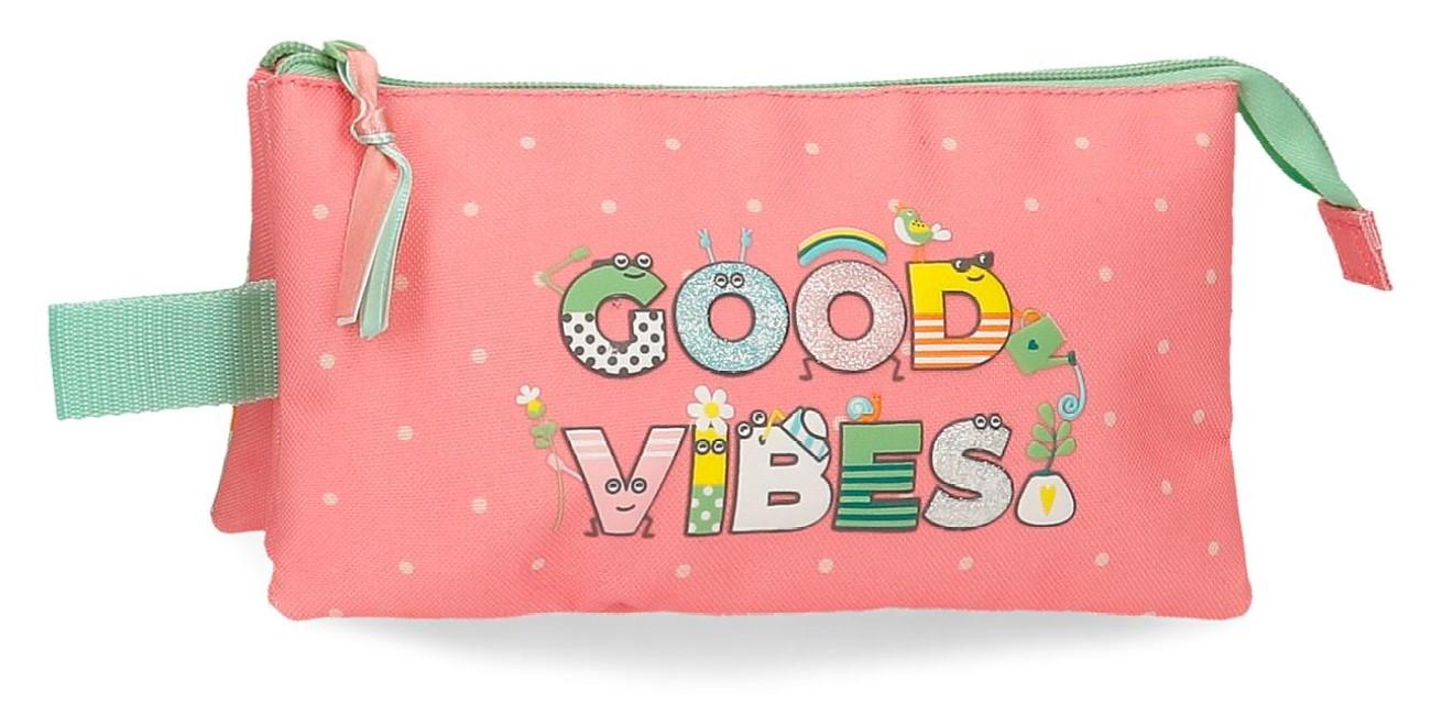 Portatodo Triple Movom Good Vibes 3244321