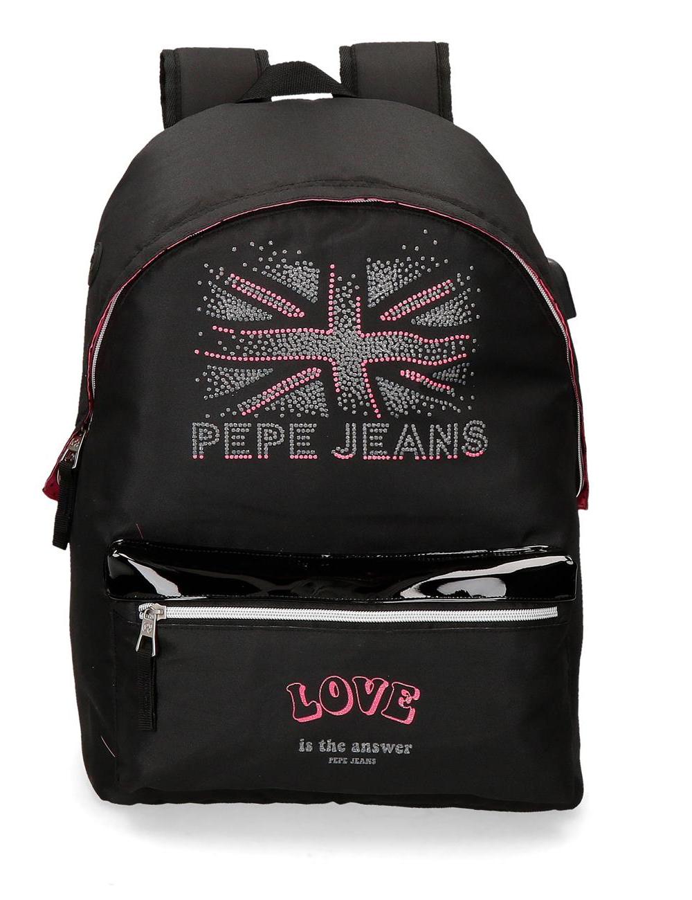 6252321 Mochila Porta tablet 42 cm Pepe Jeans Ada