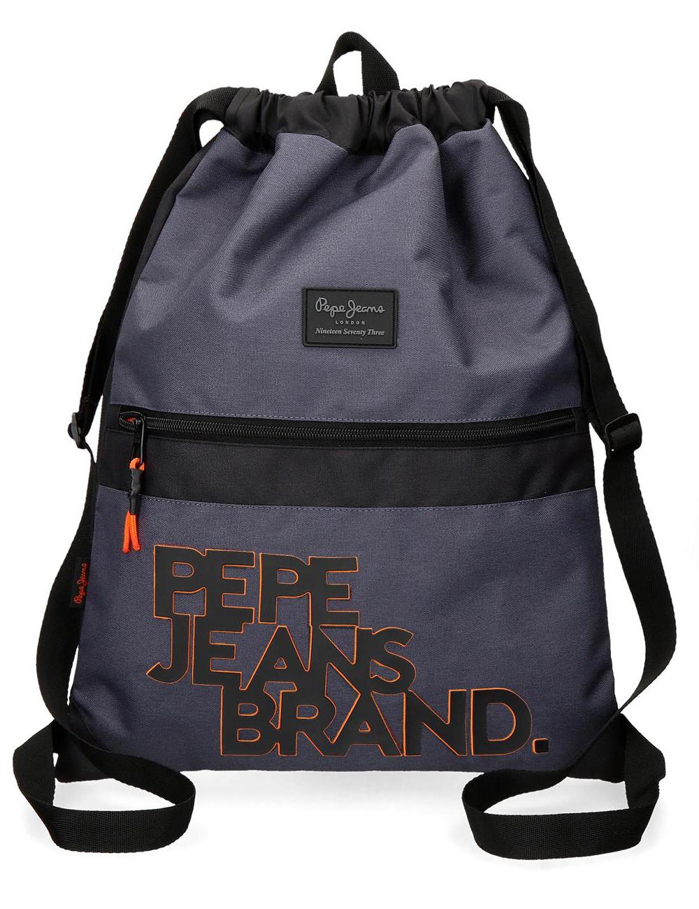 6283821 Gym Sac Pepe Jeans Troy