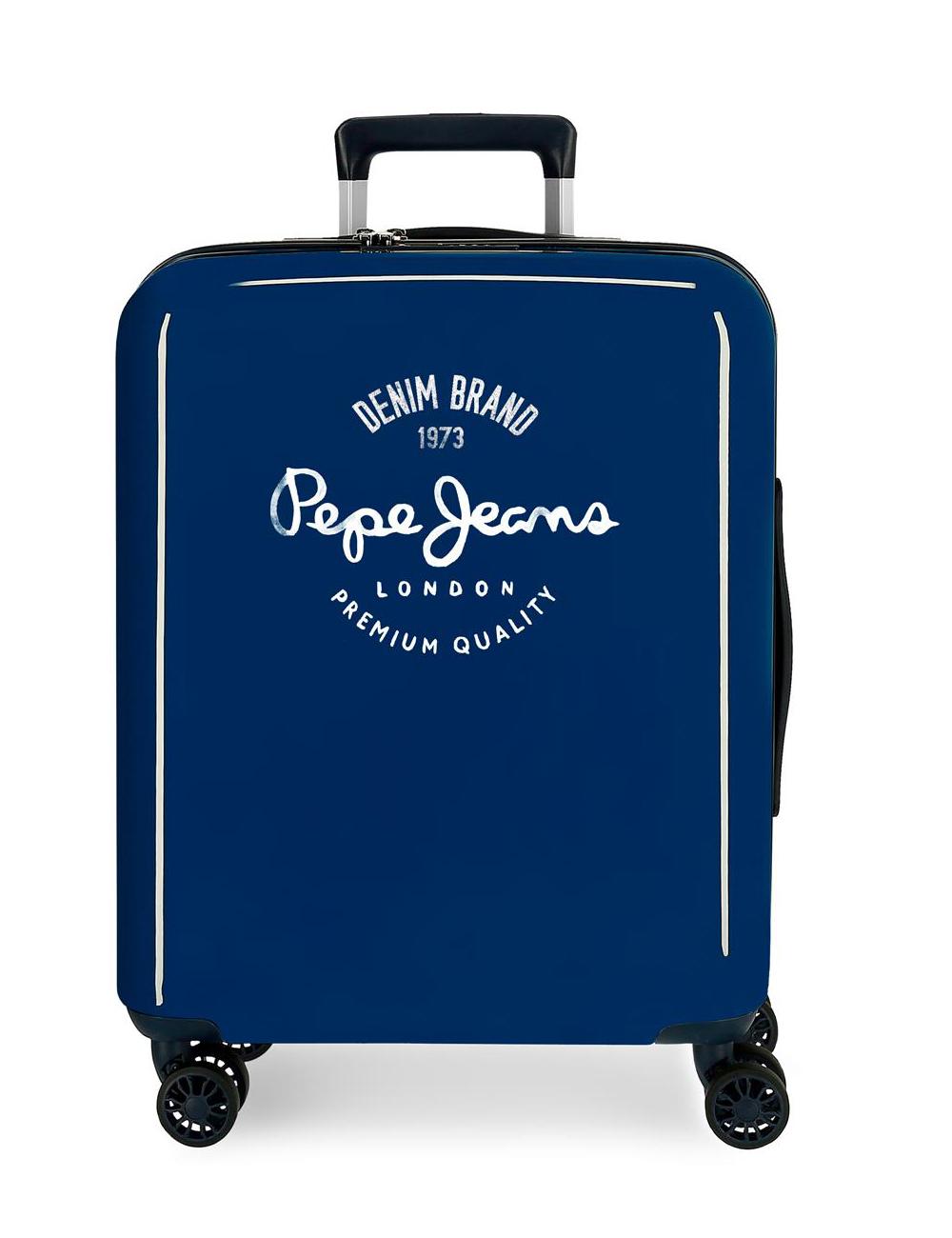 7929324 Maleta Cabina Pepe Jeans Nolan Kwan Denim