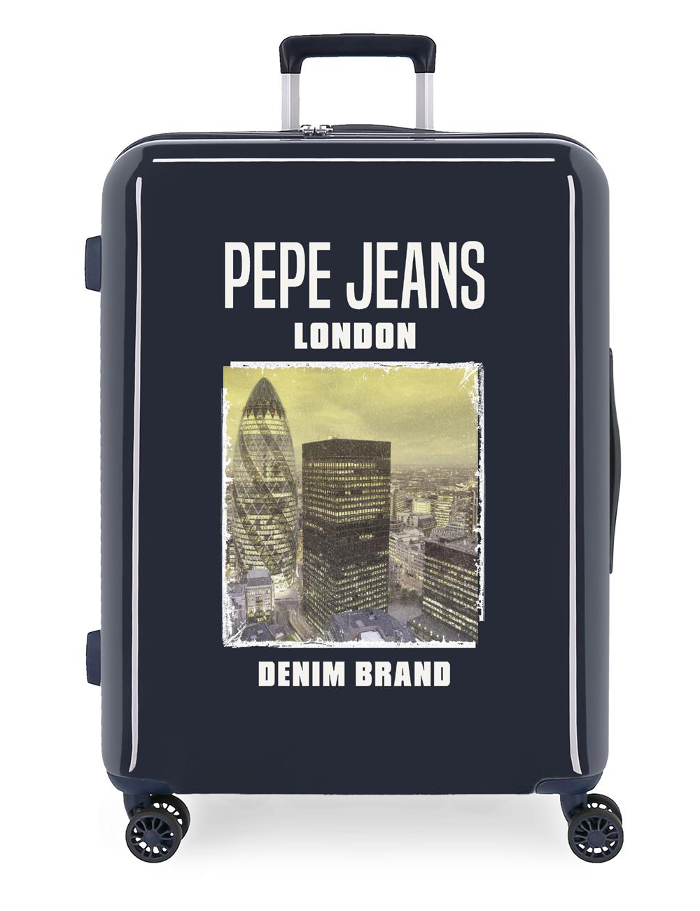 7929429 Maleta Mediana Pepe Jeans Nolan Conrad Marino
