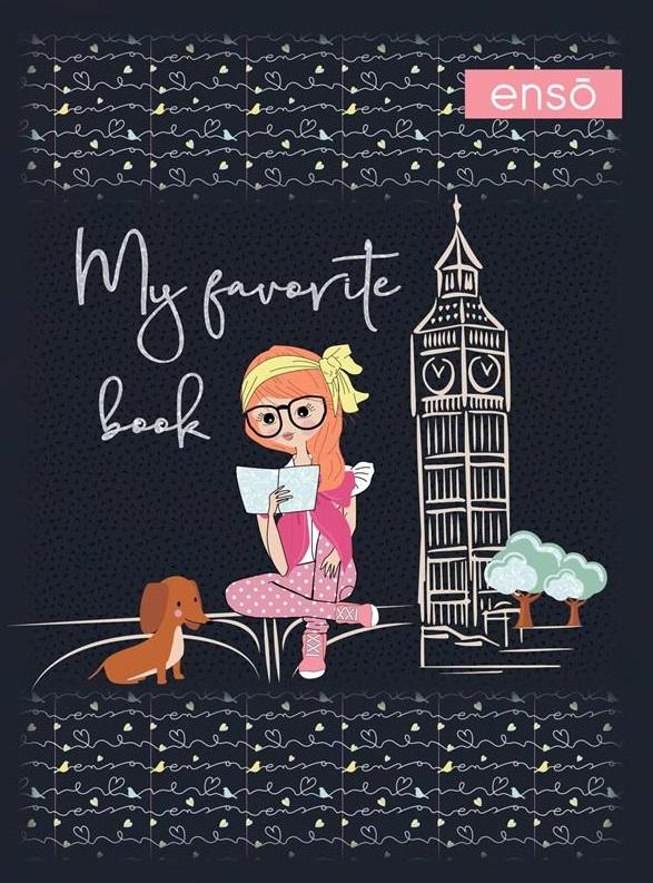 Mochilas Enso My Favorite Book