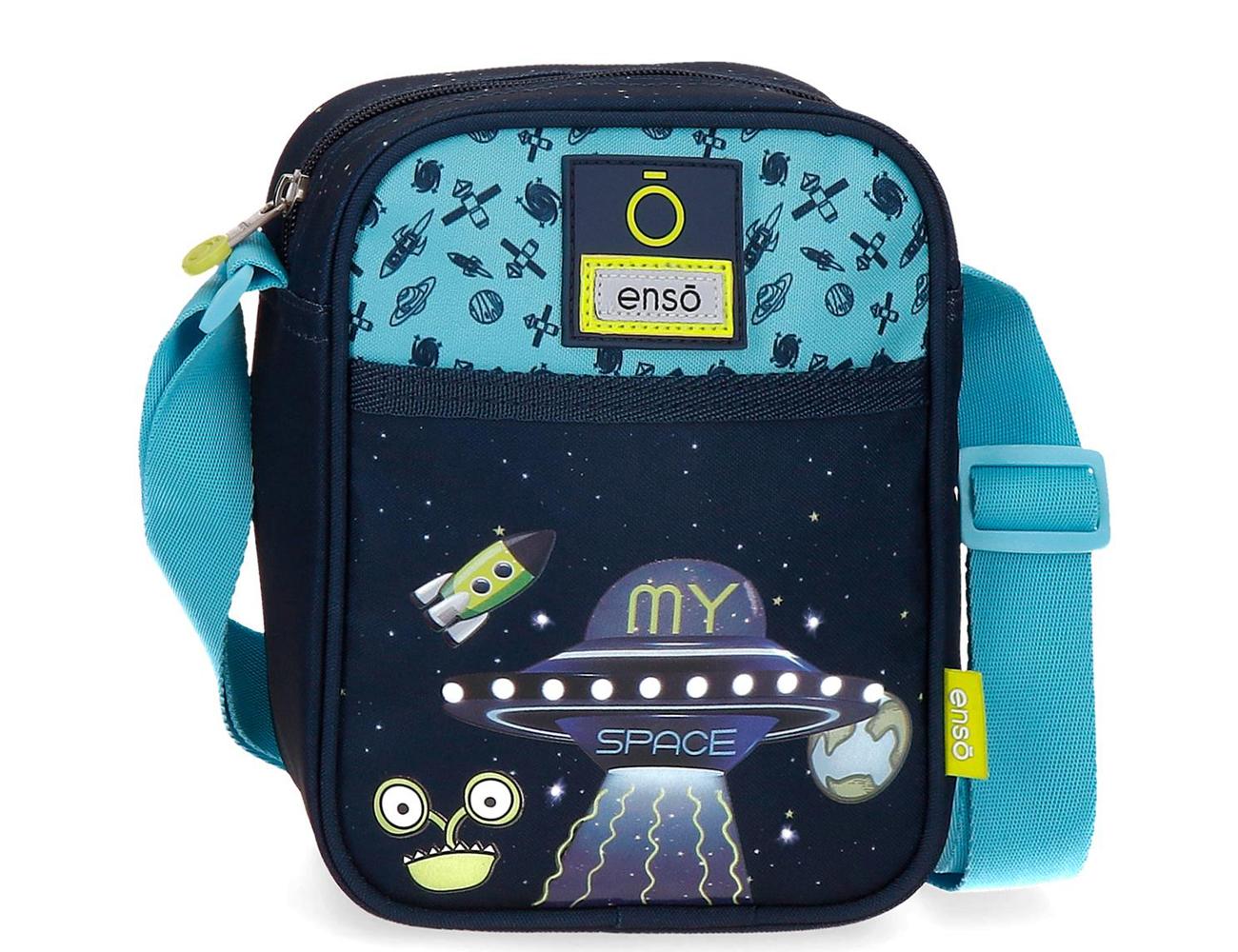 9145521 Bandolera 19 cm Enso My space