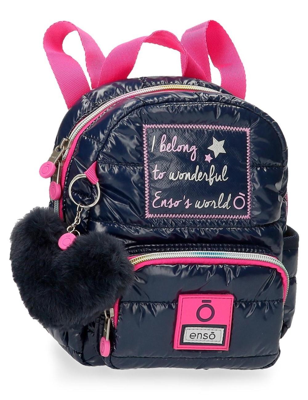 Mochila 23cm Enso Make A Wish 9192021