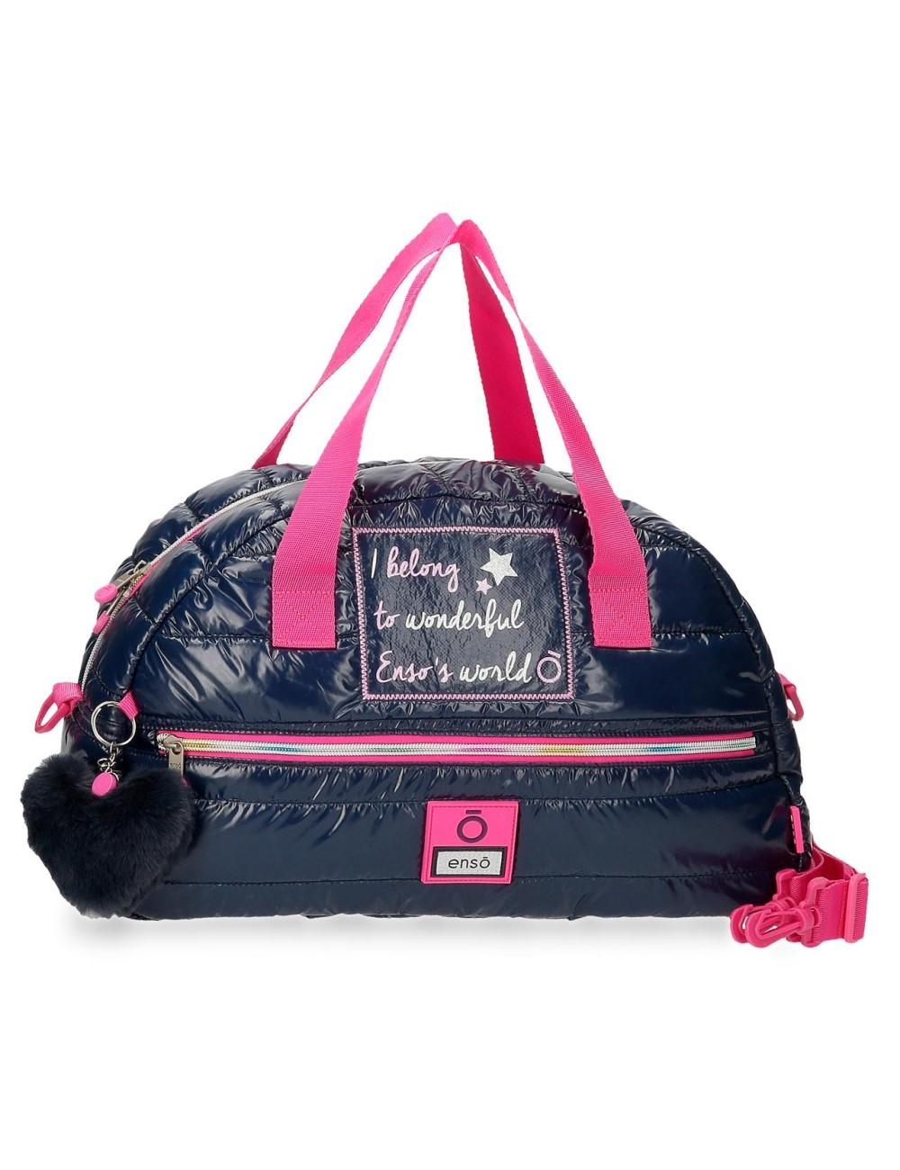 Bolsa de Viaje 40cm Enso Make A Wish 9193021
