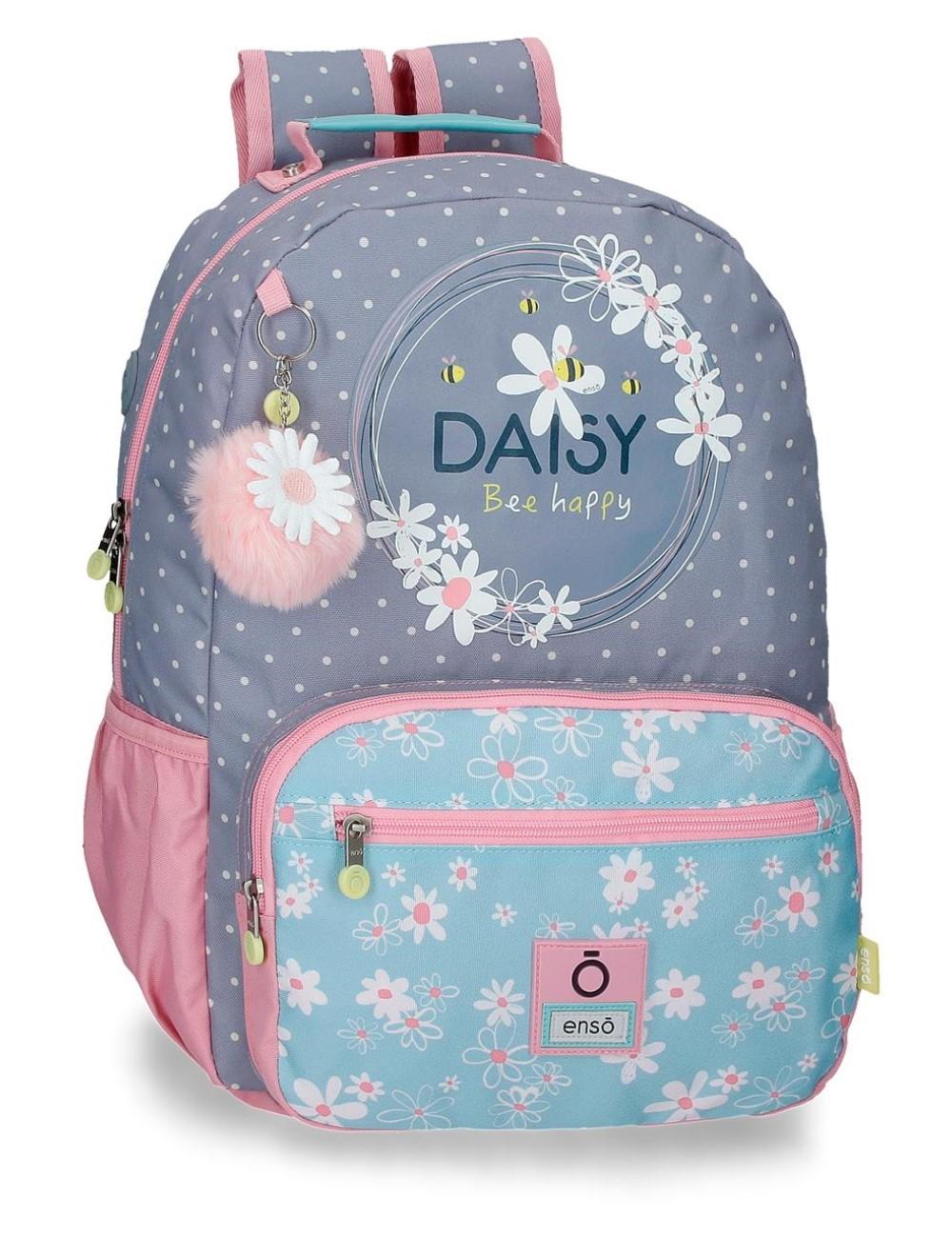 Mochila Portaordenador 42cm Enso Daisy Azul 9252321