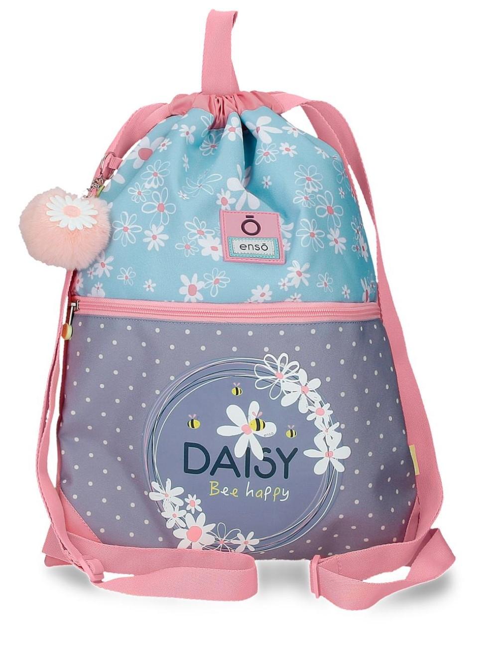 Gym Sac Enso Daisy Azul 9253821