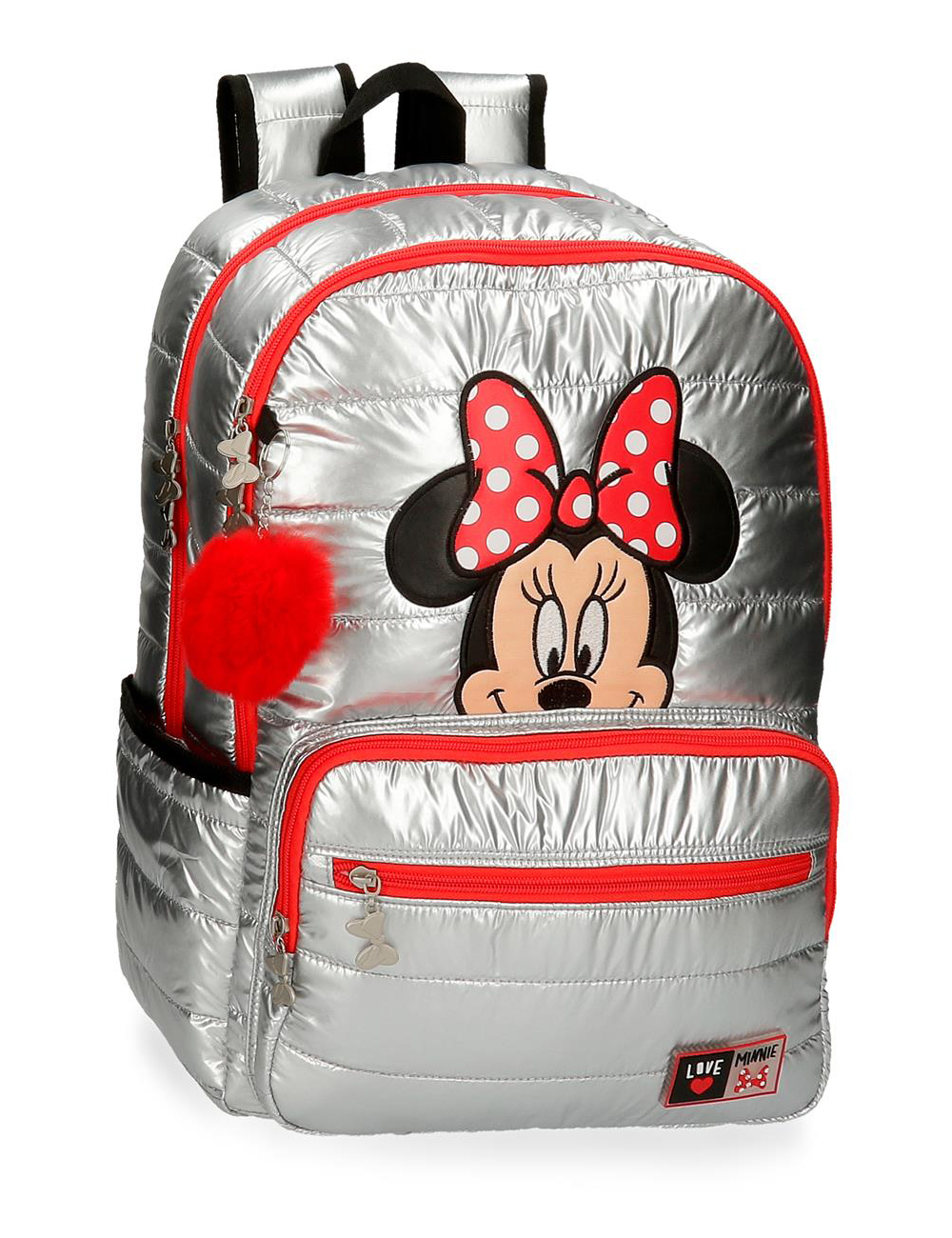 2162421 Mochila 44cm Doble Minnie My Pretty Bow