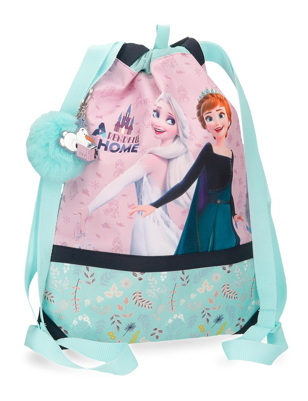2243821 Gym Sac Frozen Arendelle Is Home