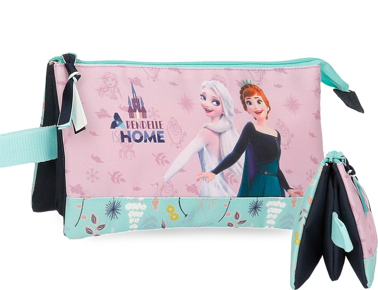 2244321 Portatodo Triple Frozen Arendelle Is Home