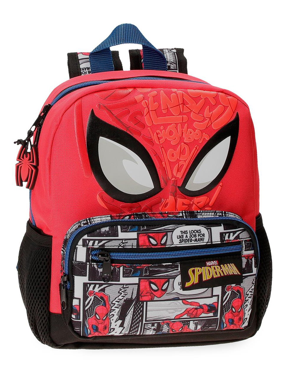 2252121 Mochila 28cm Spiderman Comic