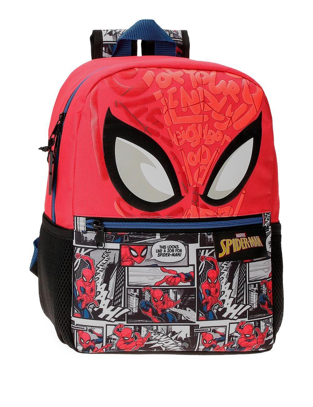 2252221 Mochila 32cm Spiderman Comic