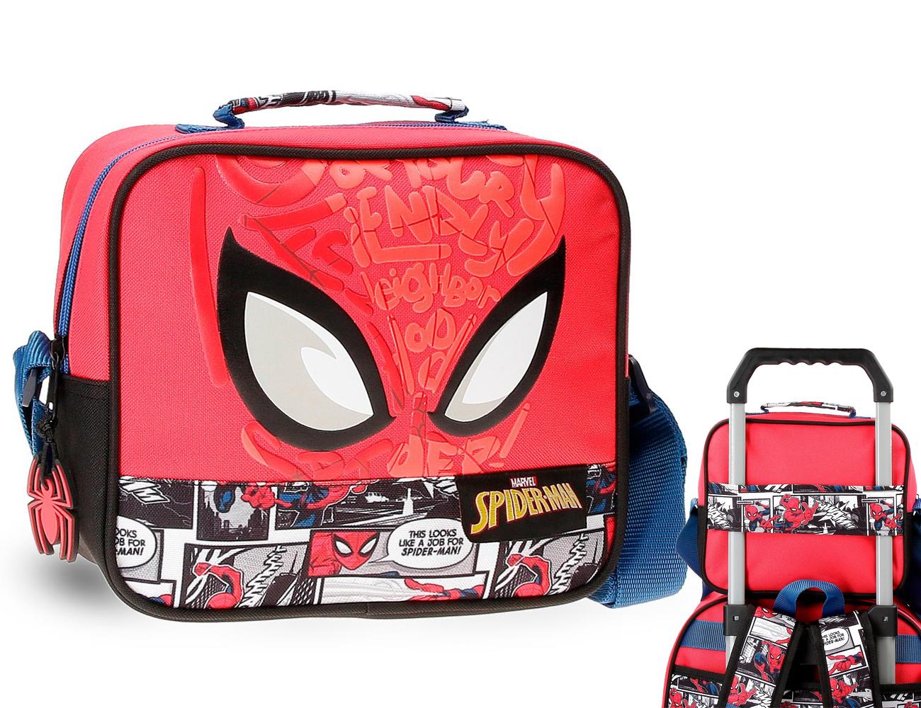 2254821 Neceser Spiderman Comic