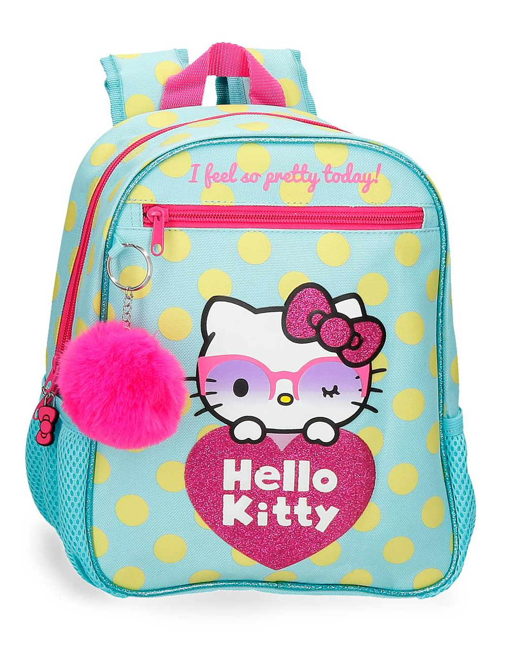 4262121 Mochila 28cm Hello Kitty Pretty Glasses
