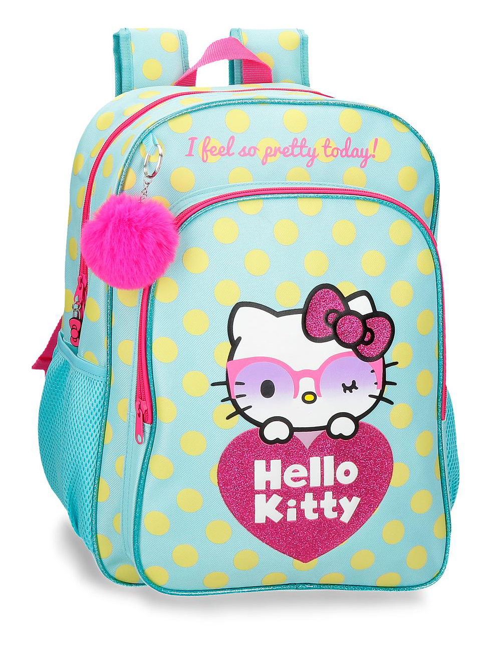 4262321 Mochila 40cm Hello Kitty Pretty Glasses