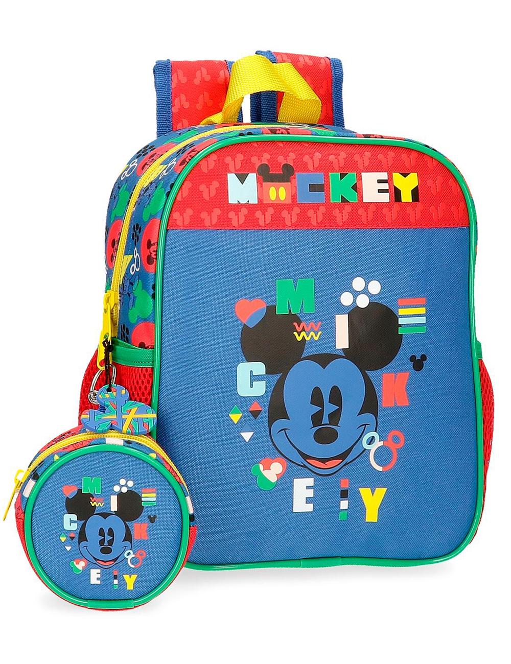 4382021 Mochila 25cm Mickey Shape Shifter