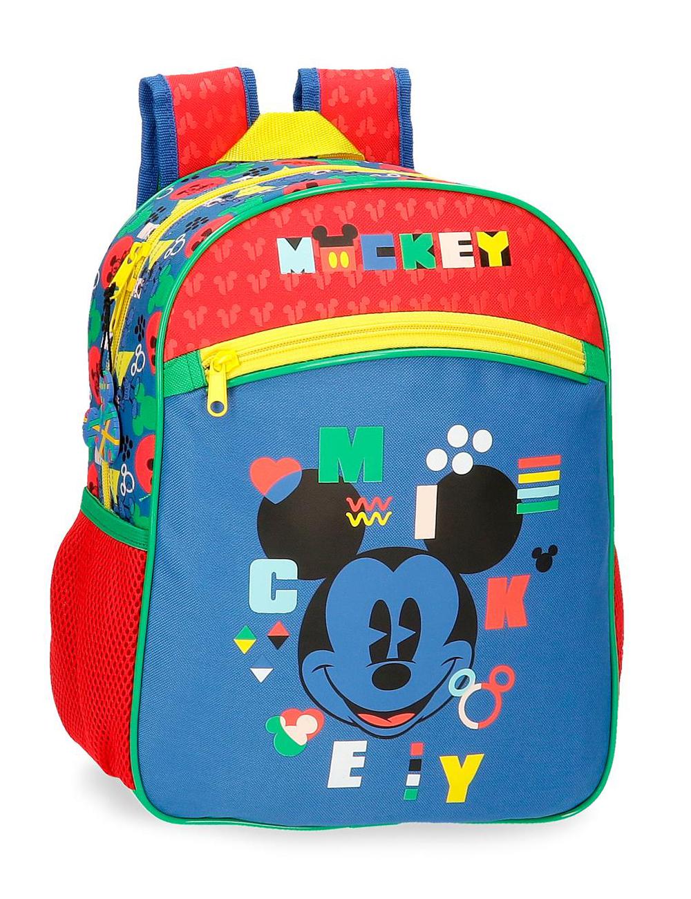 4382221 Mochila 33cm Mickey Shape Shifter
