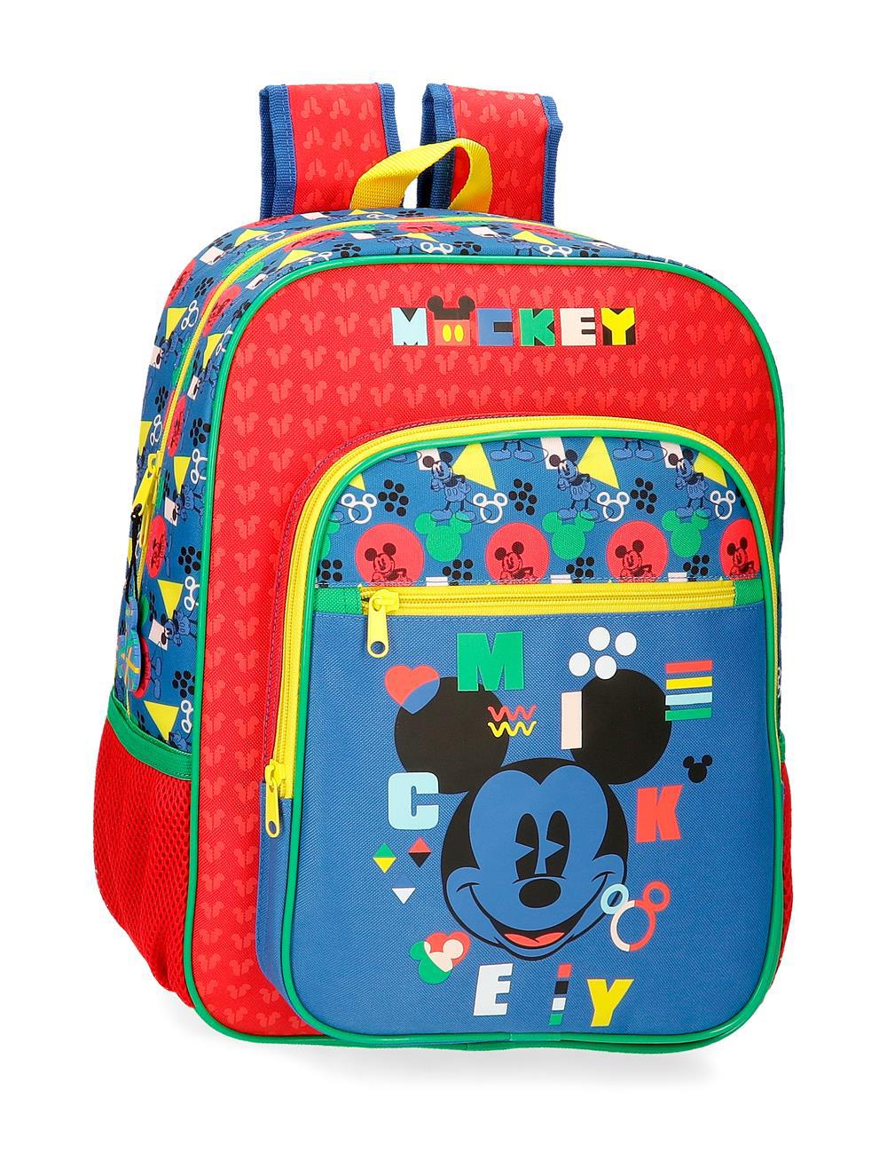 4382321 Mochila 38cm Mickey shape shifter