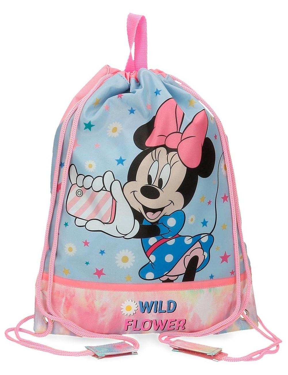 Bolsa Merienda Minnie Wild Flower 4423721