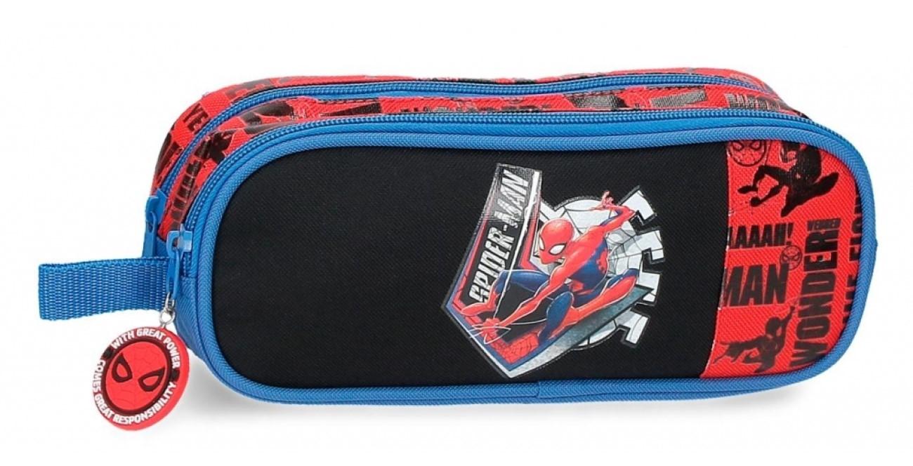 Portatodo Doble Spiderman Grat Power 4454221