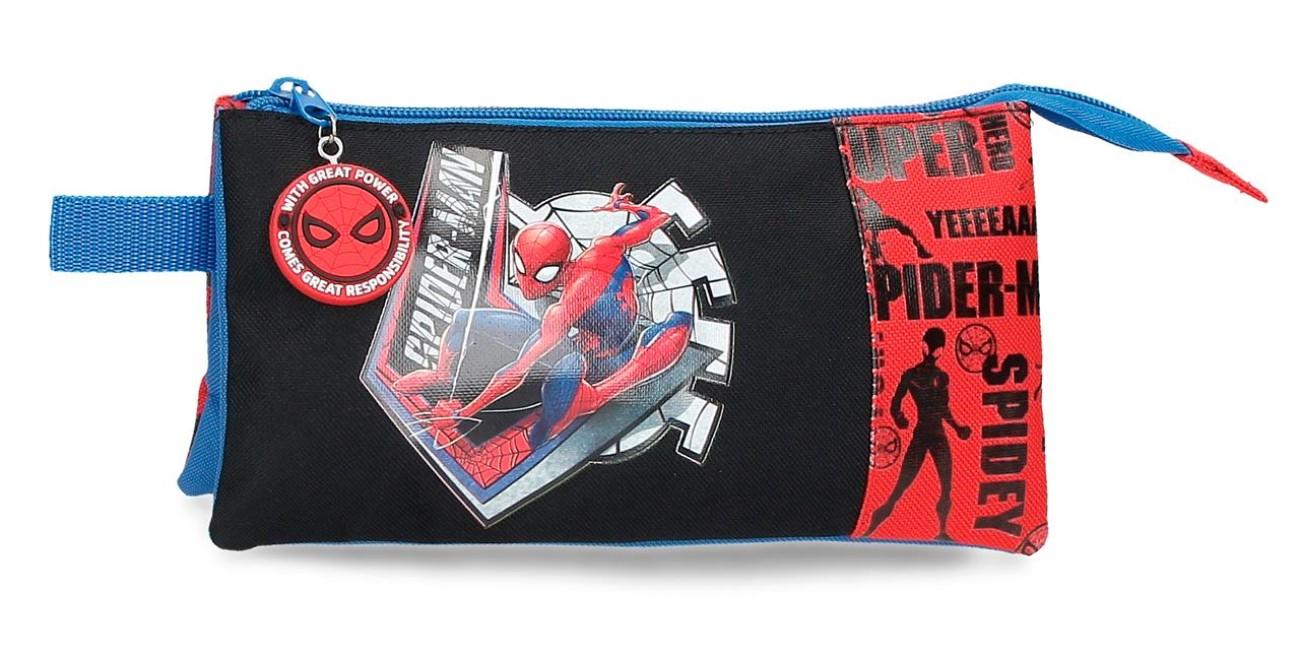 Portatodo 3C. Spiderman Great Power 4454321