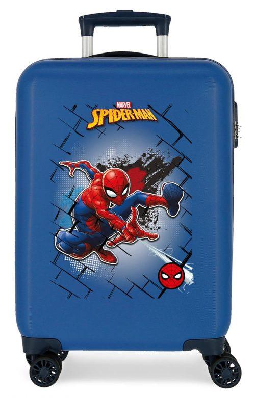 Maleta Cabina Spiderman Red Azul 4041722